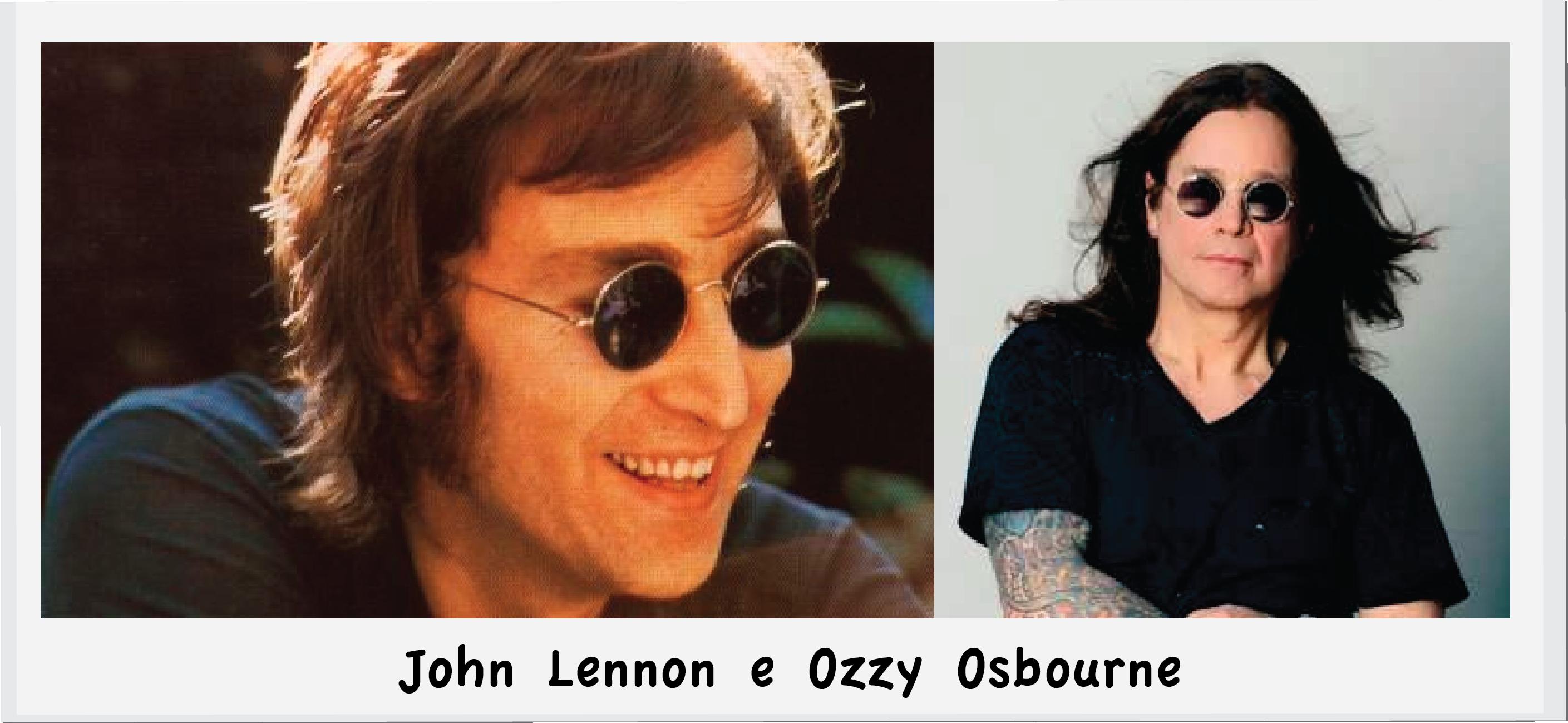 8aa974144e823 Óculos redondo – O óculos do John Lennon