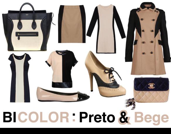 1-bicolor-p&b-preto-e-bege-black-and-beige-nude-vestido-jaqueta-camisa-duas-cores-look-como-usar-gazar-calvin-klein-gloria-coelho-brecho