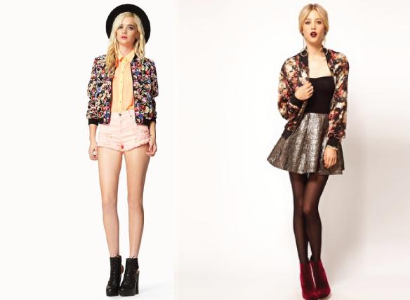 2-jaqueta-bomber-jacket-floral-flores-handm-adidas-brecho