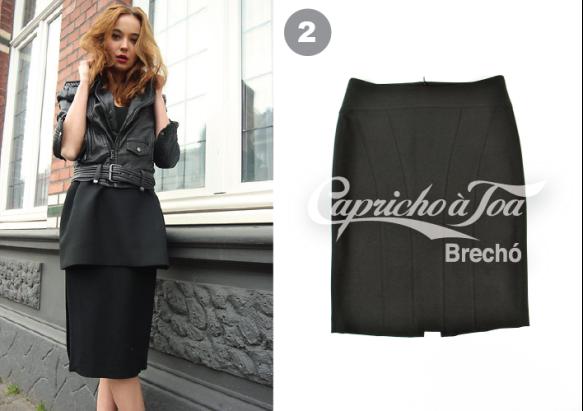 2-como-usar-jaqueta-de-couro-natural-vestido-estampado-bolinhas-poa-saia-lapis-preta-calca-estampada-onca-veromoda