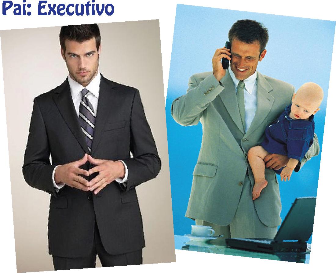 Dia dos pais  Pai executivo   Blog de moda do Brechó Capricho à Toa 9c93934929