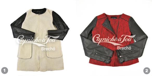 3-jaqueta-com-manga-de-couro-natural-ecologico-sintetico-leather-sleeves-zara-white-black-jacket-handm-mixed-preco-brecho