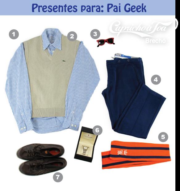 3-presente-dia-dos-pais-look-estilo-geek-masculino-colete-lacoste-calca-adidasoculos-ray-ban-sergio-k-swiss-army-relogio-brecho