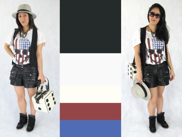 1-look-rock-in-rio-2013-espaco-fashion-mixed-arezzo-marc-jacobs-chapeu-shorts-couro-camiseta-caveita-colete-brecho