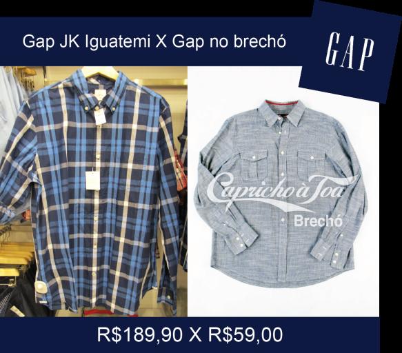 2-gap-no-brasil-comparacao-de-preco-brecho-capricho-a-toa-jeans-feminino-camisa-masculina-vestido-polo-infantil-jk-iguatemi-loja