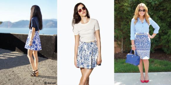 2-tendencia-saia-com-estampa-de-azulejo-lapis-soltinha-look-trabalho-final-de-semana-festa-praia-brecho-mercearia-modelos
