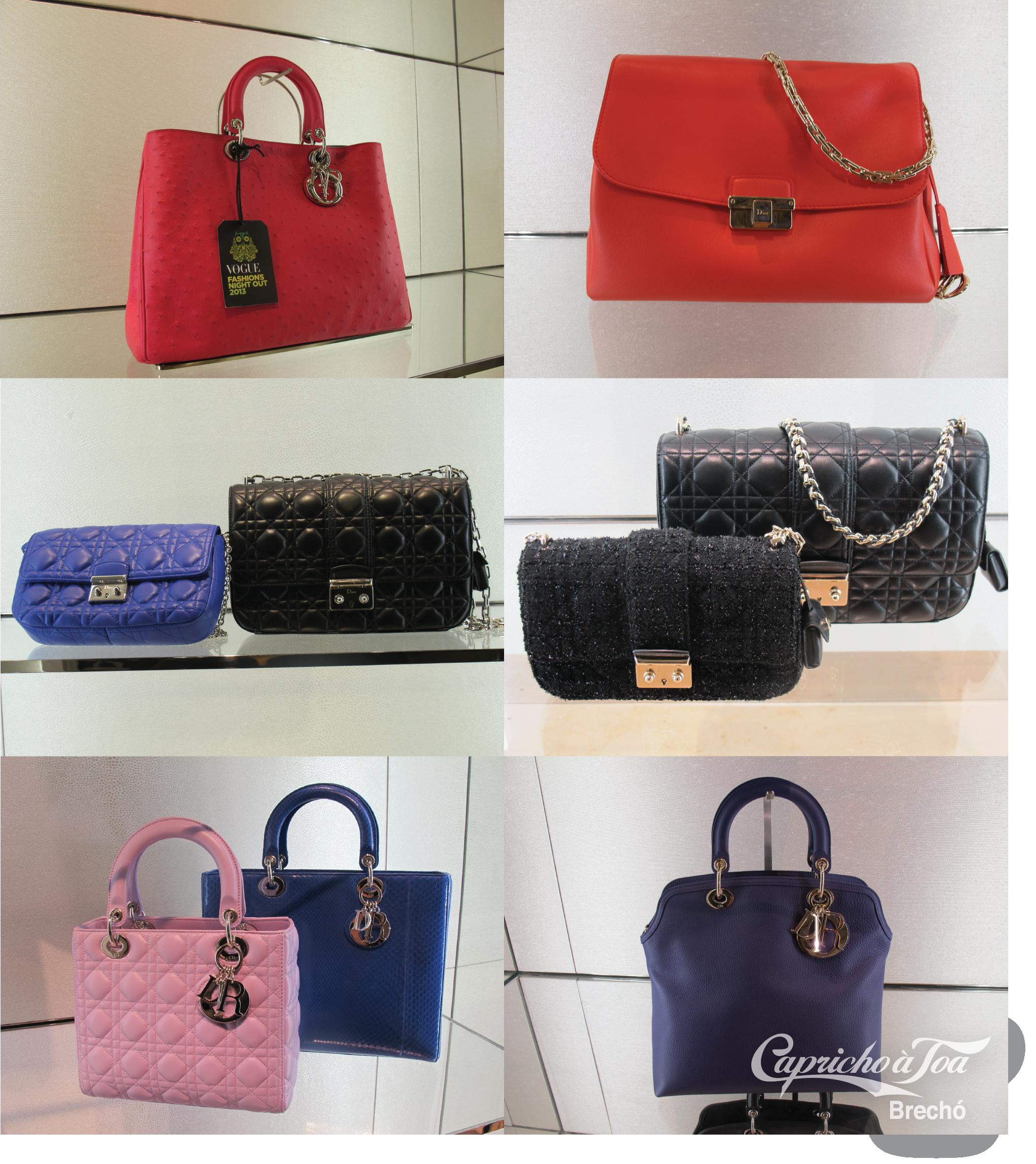 dfb168ab9 Vogue FNO – Um tour pela Dior | Blog de moda do Brechó Capricho à Toa