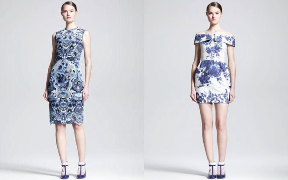 2-valentino-desfile-outono-inverno-2013-2014-estampa-azul-branco-azulejo-portuges-print-holanda-vasos-chineses-tendencia-vestido-zara