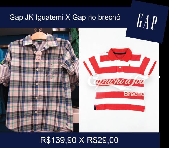 4-gap-no-brasil-comparacao-de-preco-brecho-capricho-a-toa-jeans-feminino-camisa-masculina-vestido-polo-infantil-jk-iguatemi-loja