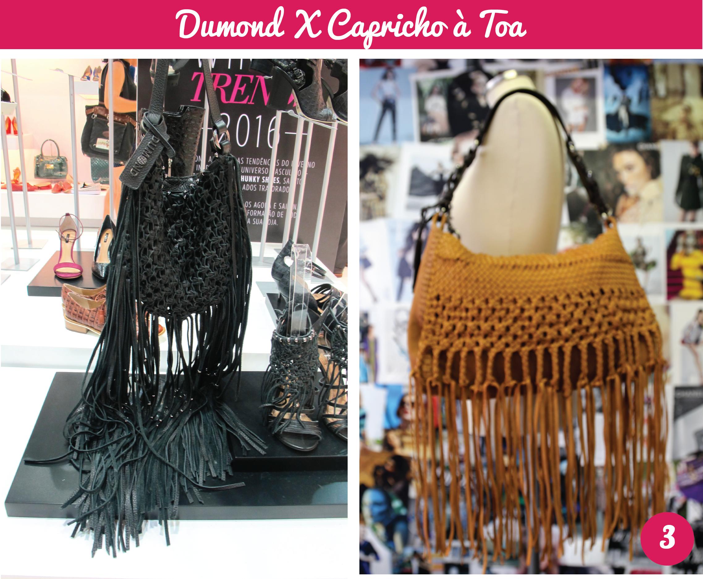 Bolsa De Festa Tendencia 2015 : Couromoda bolsas de franja moda do brech?