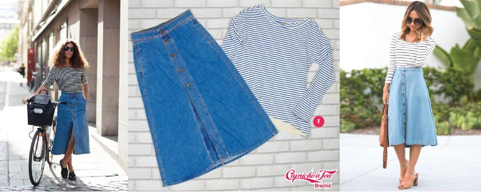 2-saia-midi-jeans-denim-look-inverno-outono-casaco-trico-sweater-cacharel-gola-role-brecho