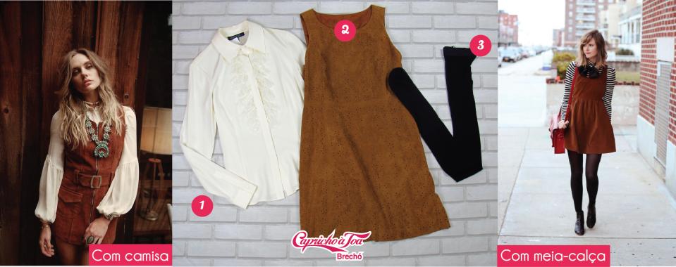 2-vestido-de-camurca-couro-dica-look-como-usar-jaqueta-meia-calca-casaso-jeans-camisa-brecho