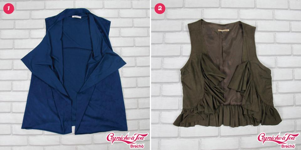 4-colete-de-couro-camurça-suede-vest-look-dias-como-usar-azul-marrom-onde-comprar-brecho