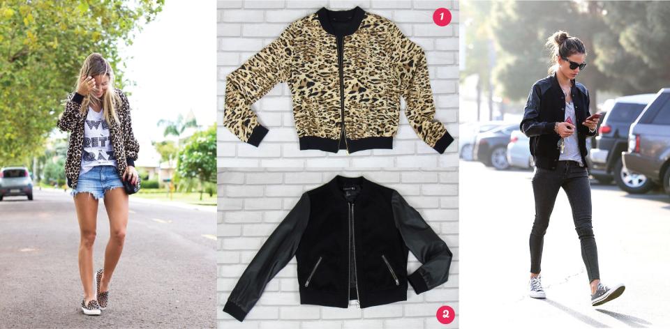 2-bomber-jacket-floral-preto-branco-couro-onca-estampa-leopardo-look-dica-como-usar-brecho
