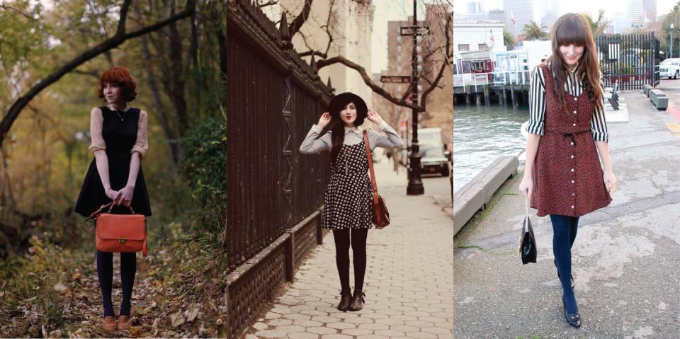 3-alexa-chung-vestido-por-cima-camisa-por-por-baixo-look-dica-como-usar-inverno-truque-styling-brecho