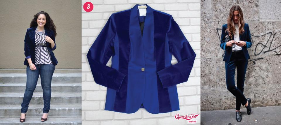 2-blazer-veludo-velvet-look-dica-como-usar-brilho=plus-size-preto-verde-azul-brecho