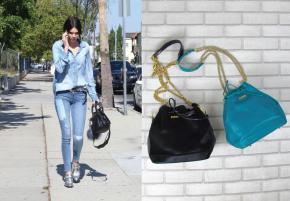 1-bolsa-saco-bucket-bag-look-dica-como-usar-celebridade-cores-lily-collins-kendal-jenner-karlie-kloos-marca-ferri-brecho