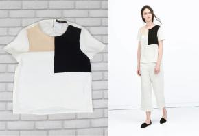 1-look-tricolor-neutro-color-block-patchwork-minimal-milimalista-zara-dica-como-usar-preto-bege-nude-branco-brecho