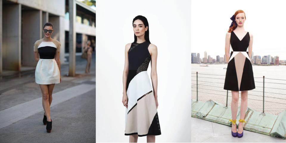 2-look-tricolor-neutro-color-block-patchwork-minimal-milimalista-zara-dica-como-usar-preto-bege-nude-branco-brecho
