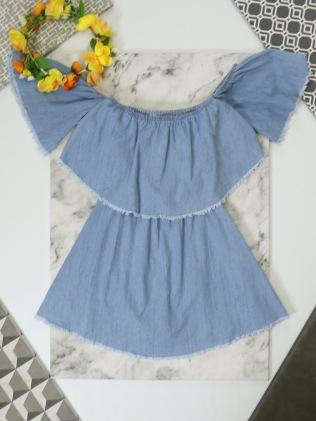 Vestido #MUSTARDSEED (P) R$39