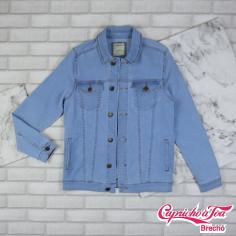 Jaqueta jeans #Marfinno (P) R$139