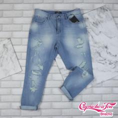 Calça jeans #Canal (38) R$79