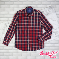 Camisa #Work (M) R$49 - Masculina