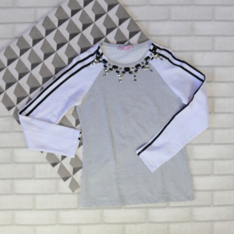 Blusa #SWEETGIRL (M) R$20