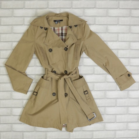 Trench Coat #ZARA (M) R$99