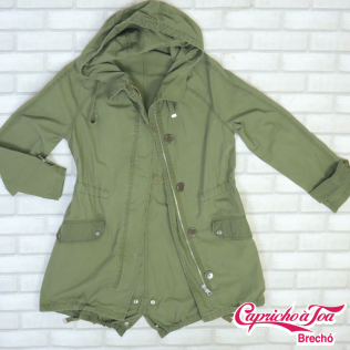 Parka TOP SHOP (G) R$79