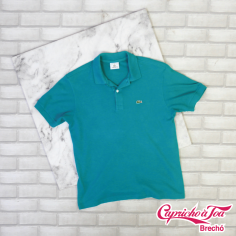 LACOSTE R$39 (16 ANOS)