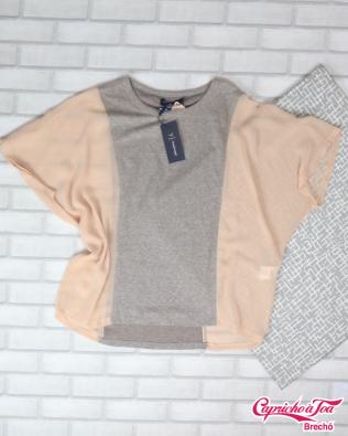 Blusa #JULIANAJABOUR (PP) R$49