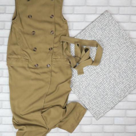 Vestido #OSKLEN (M) R$149