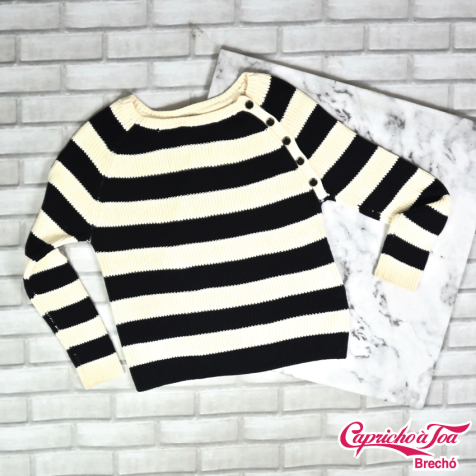 Sweater #FOREVER21 (G) R$39