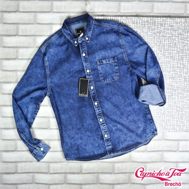 Camisa Jeans #SIBERIAN (P) R$79