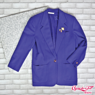 Casaco #THELIMITED (M) R$179