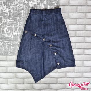 Saia Jeans #MODEM (36) R$59