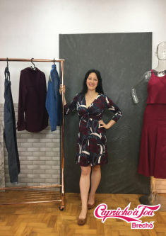 Vestido #ANNTAYLOR (40) R$89