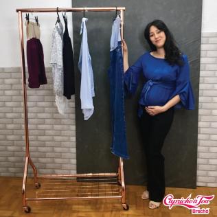 Blusa #BATOBATO (M) R$49 | Calça #LIZLANGE (PP) R$59 | Sandália #DIVALESI (35) R$39
