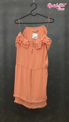 Vestido #ANIMALE (36) R$69