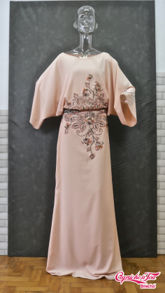Vestido #ARTESACRA (46) R$399