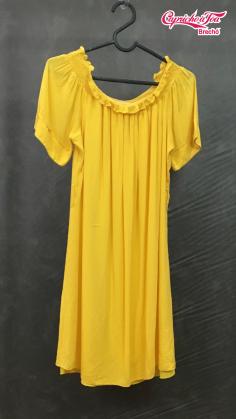 Vestido #DAFITI (P) R$29