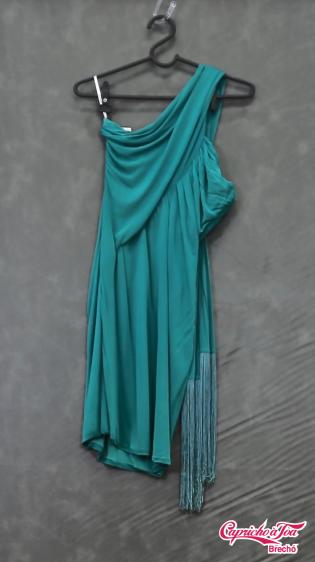 Vestido #VERSACE (P) R$129